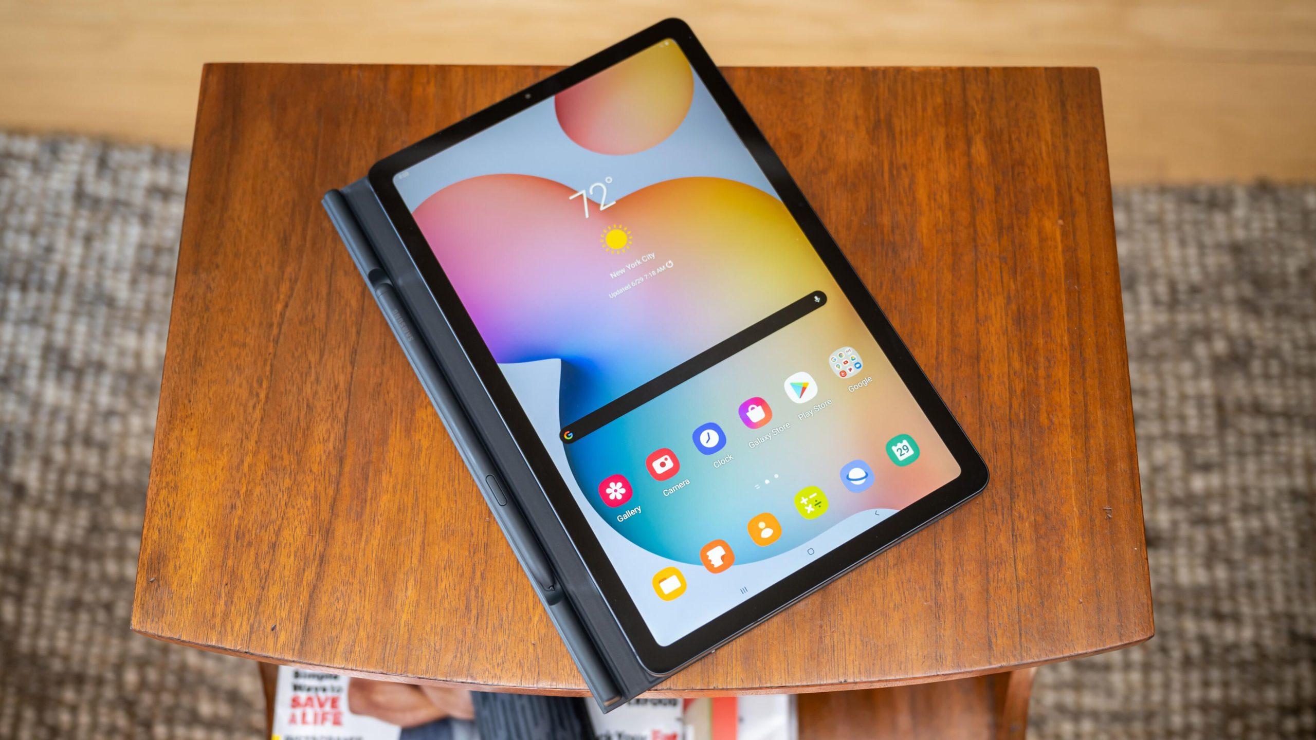 Источник: Samsung выпустит недорогой планшет Galaxy Tab S7 Lite (aka Galaxy Tab S8e), который получит поддержку 5G