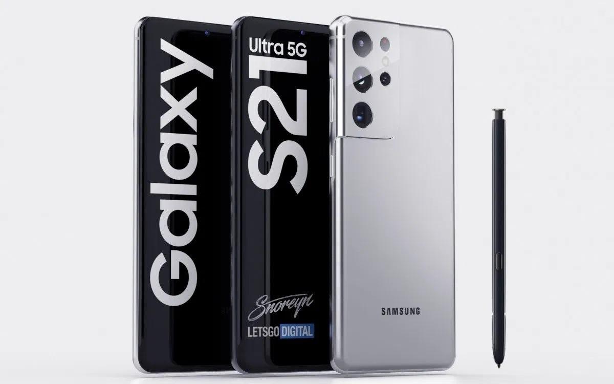 Ритейлеры подтверждают наличие стилуса у Samsung Galaxy S21 Ultra, но в специальном чехле