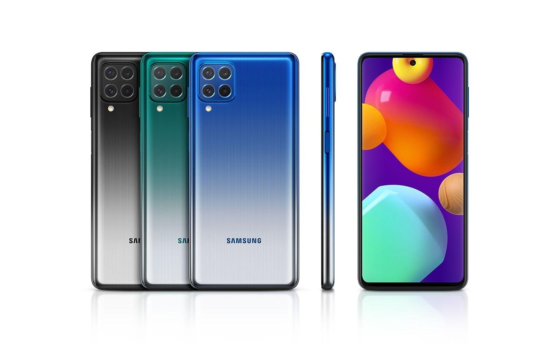 Samsung Galaxy F62 с флагманским чипом и батареей на 7000 мАч выйдет на глобальном рынке, как Galaxy M62