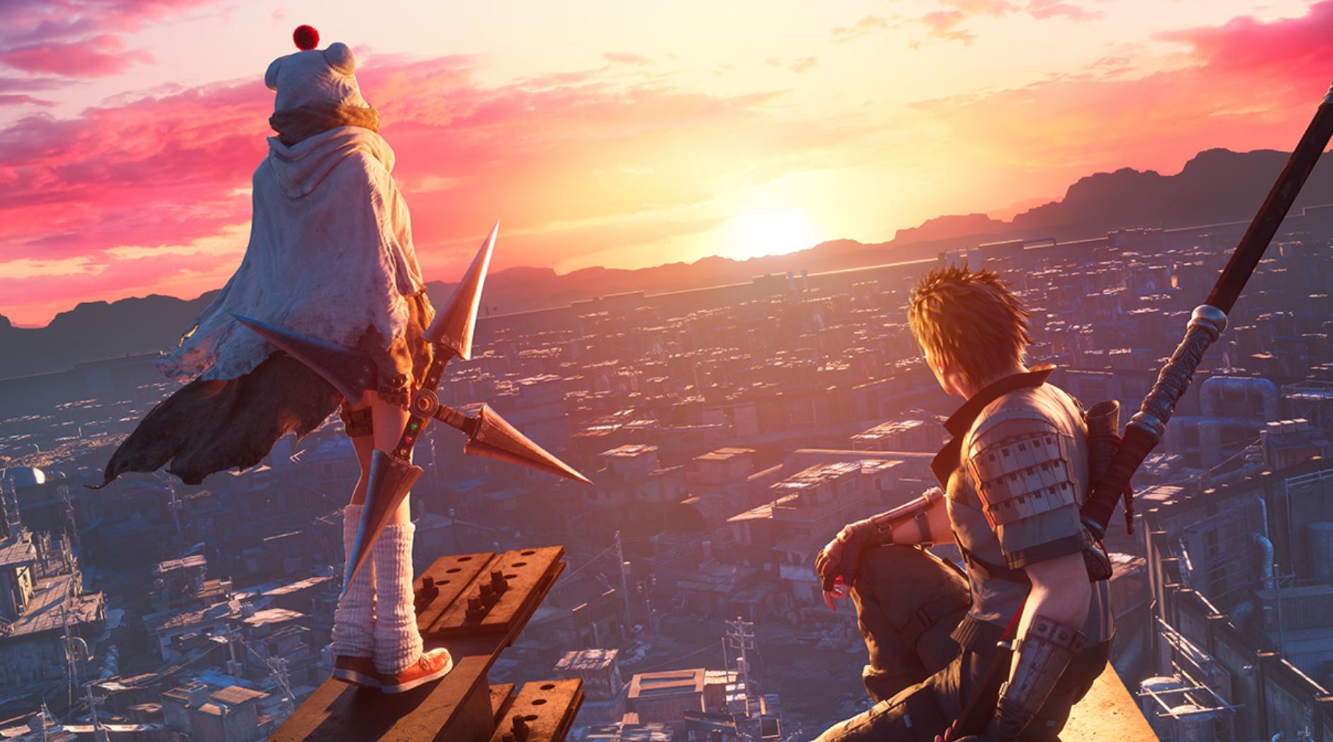 🔥 Square Enix расширит историю Final Fantasy 7 Remake 📜 в новом DLC о секретном персонаже оригинала 👸