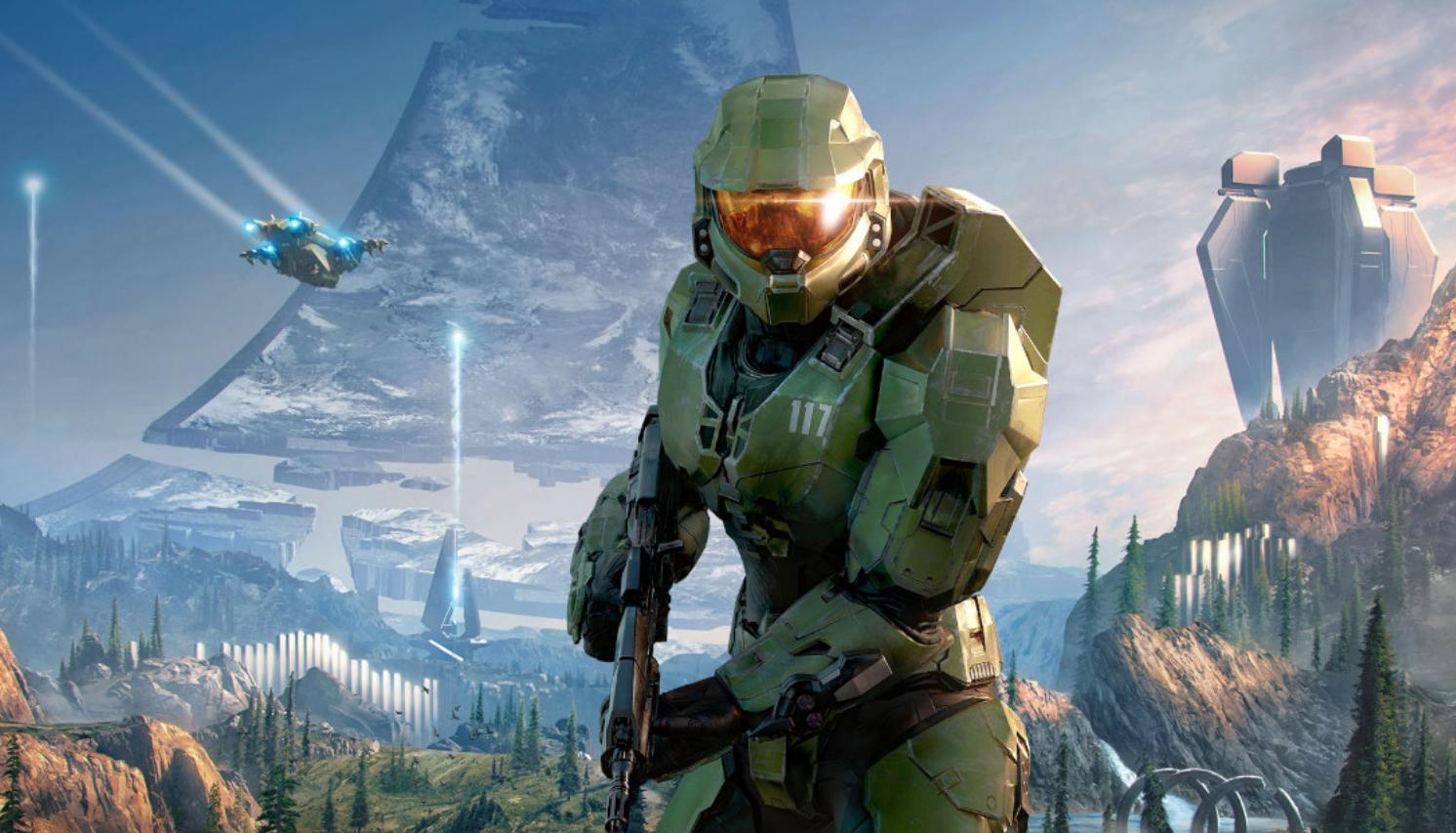 Что теперь скажете? 🙀 343 Industries показала обновленную графику Halo Infinite 🚀