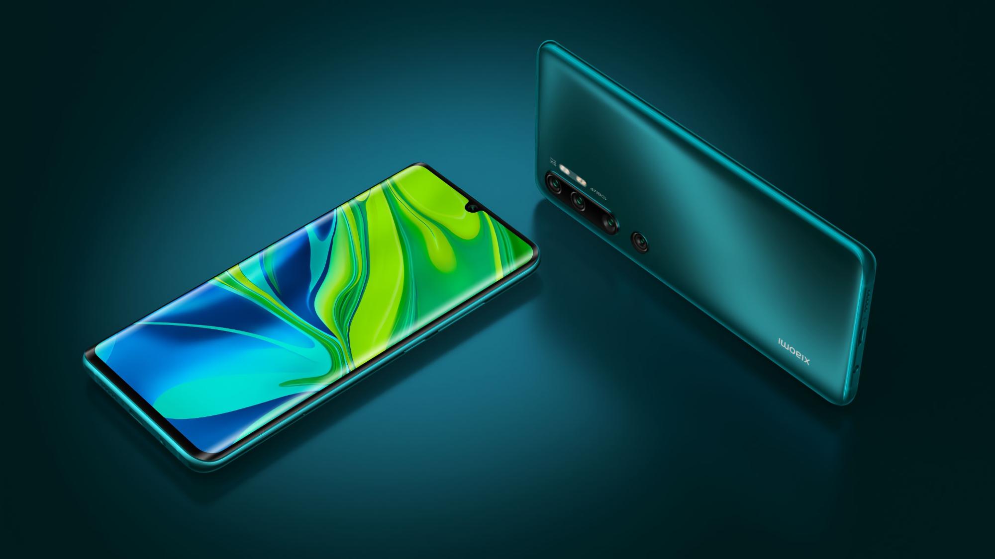 Инсайдер: Xiaomi представит смартфоны Redmi Note 10 и Redmi Note 10 Pro в следующем месяце