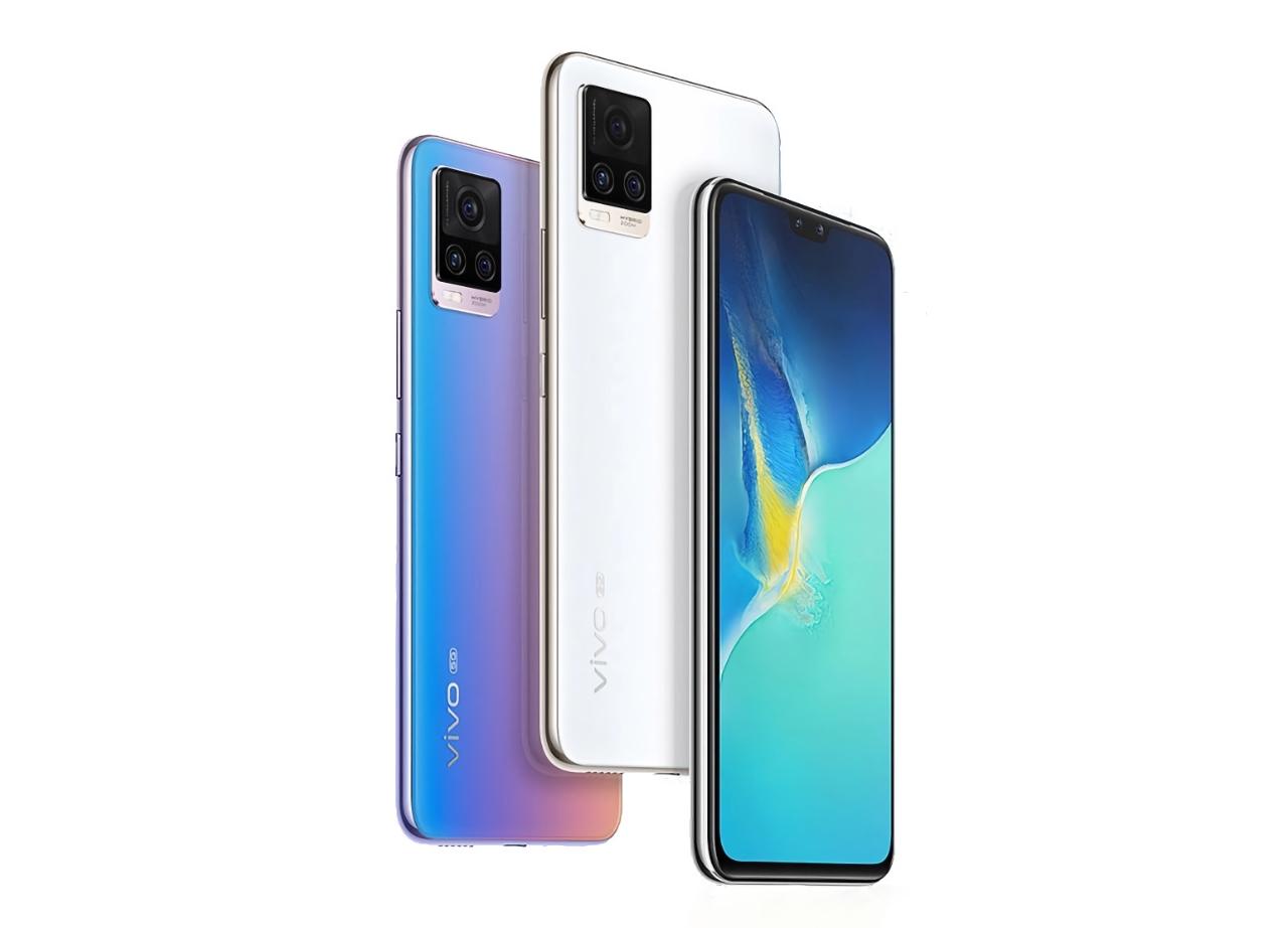 Vivo S7t 5G: новый смартфон компании с чипом MediaTek Dimensity 820 и OriginOS на борту (на самом деле нет)