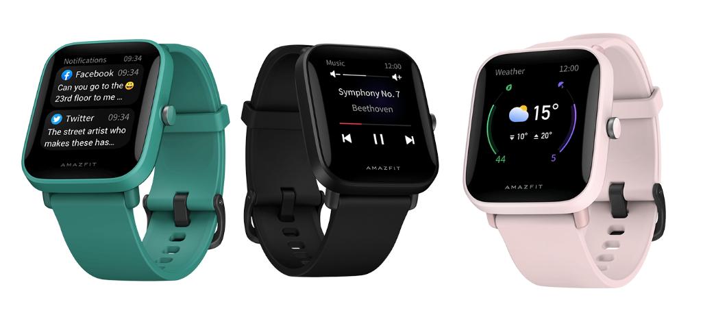 [на правах рекламы] Amazfit Bip U Pro: лучшие умные часы до 2000 гривен