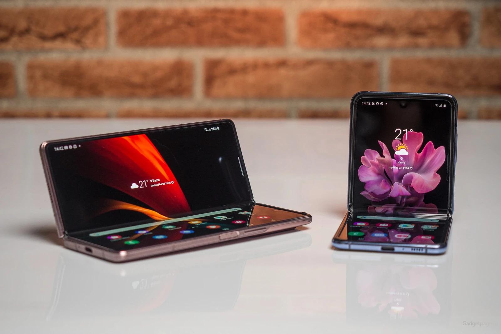 Инсайдер раскрыл дату презентации складных смартфонов Galaxy Z Flip 3 и Galaxy Z Fold 3 (на самом деле нет)