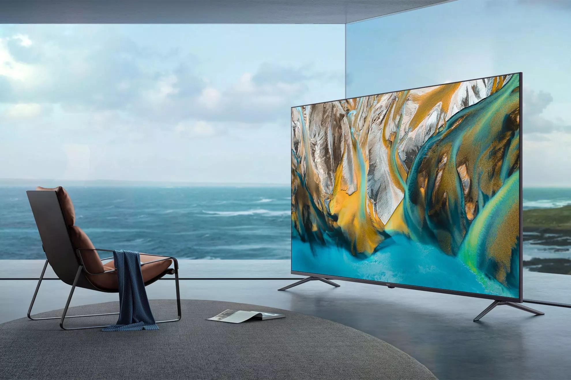 Redmi Max TV 86: 86-дюймовый преемник Redmi Max TV 98 за $1240