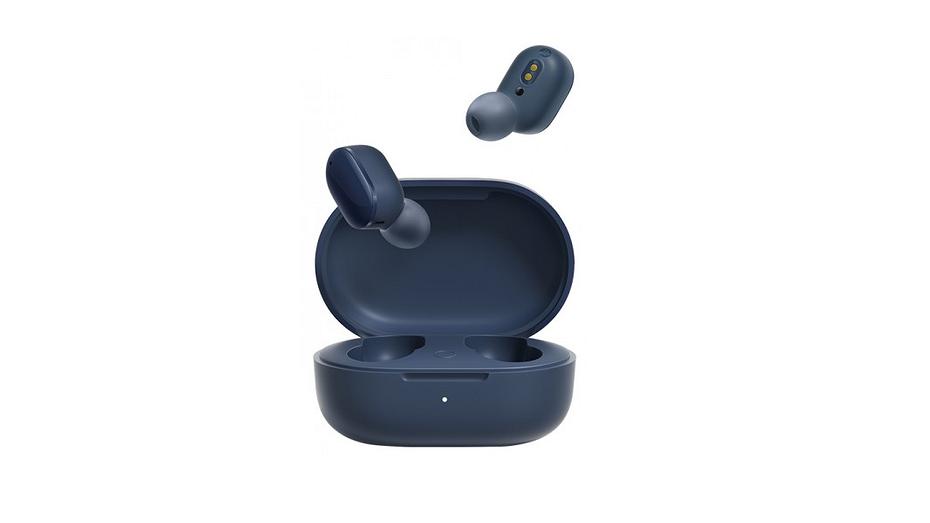 Redmi представила беспроводные наушники с автономностью 30 часов - AirDots 3
