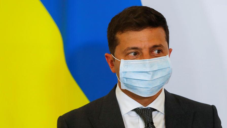 Зеленский подписал закон о 'деоккупации' Крыма