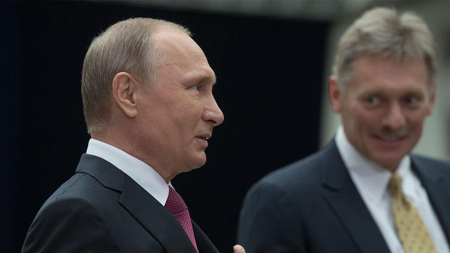 В Кремле прокомментировали удары США по проиранскому ополчению в Сирии