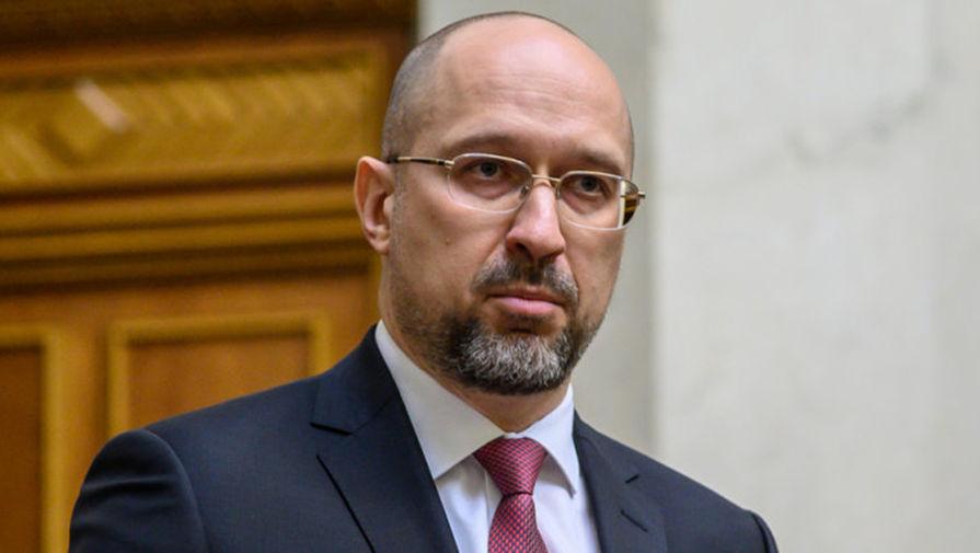 Премьер Украины поручил рассмотреть вопрос санкций против белорусских бизнесменов