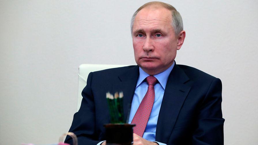 Путин обсудил с Совбезом урегулирование в Карабахе