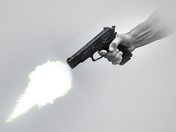 Мужчина в Нижнем Новгороде застрелил жену и покончил с собой