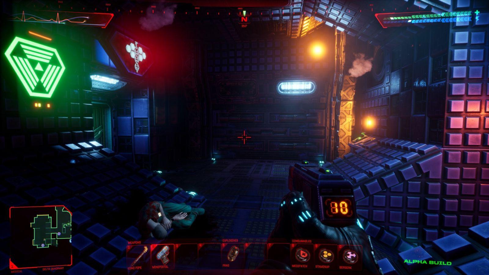 Вышла еще одна демо-версия ремейка System Shock, релиз проекта состоится летом