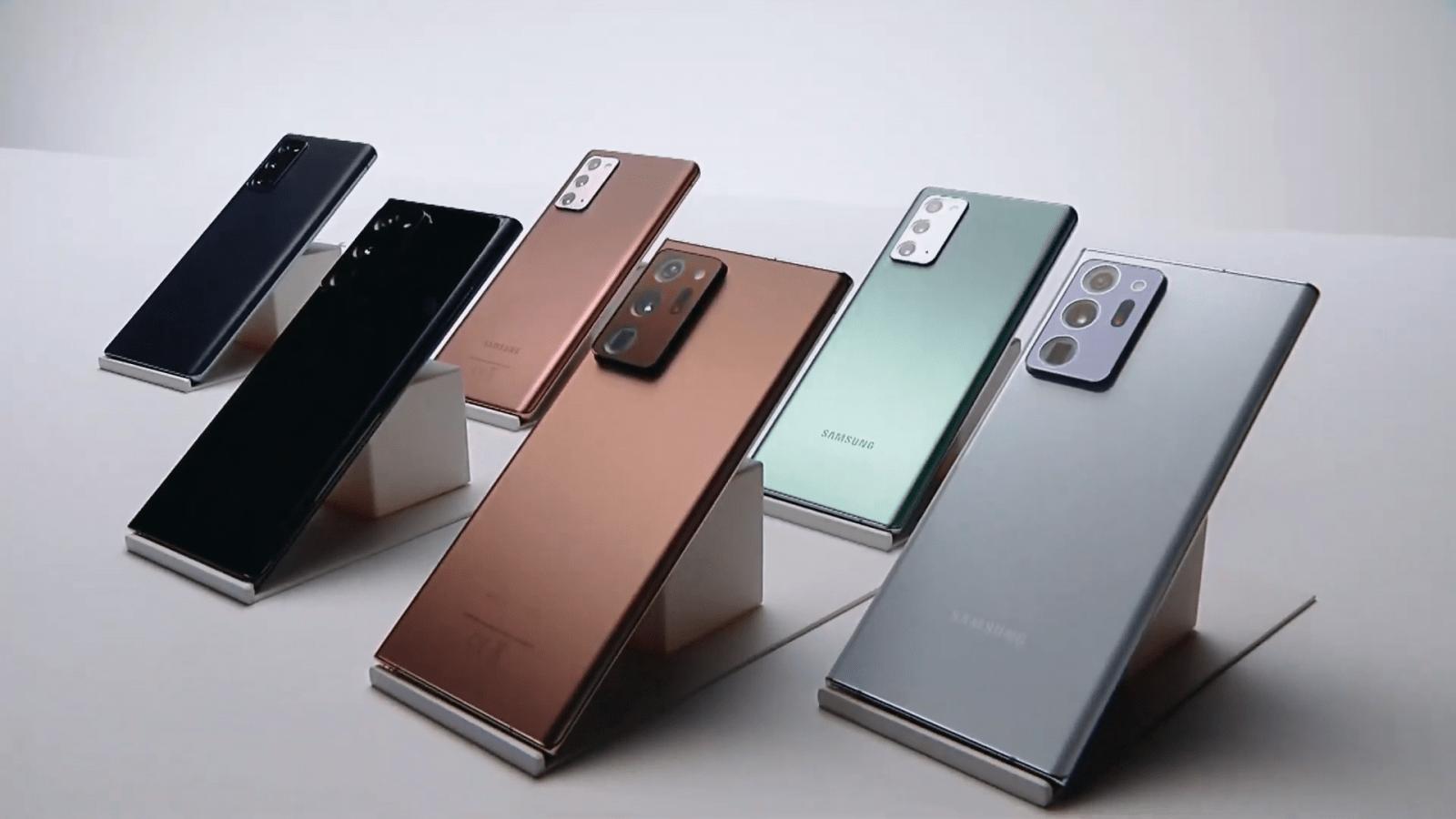 Samsung Galaxy Note 20 Ultra на базе Snapdragon фотографирует хуже, чем версия на Exynos