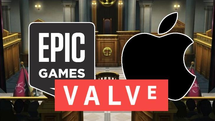 Valve должна предоставить Apple некоторые данные о продажах в Steam