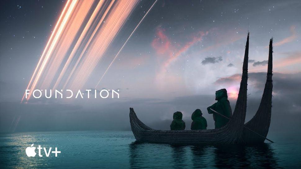 Apple объявила дату выхода сериала Foundation по серии книг Азимова