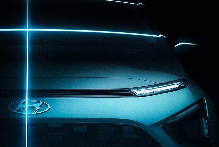 Стала известна дата премьеры самого бюджетного кроссовера Hyundai