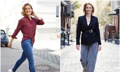 Модные образы с джинсами: видеообзор от стилиста
