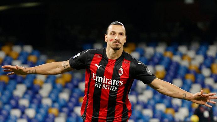 Ибрагимович назвал лучшего игрока в истории футбола. И это не Златан