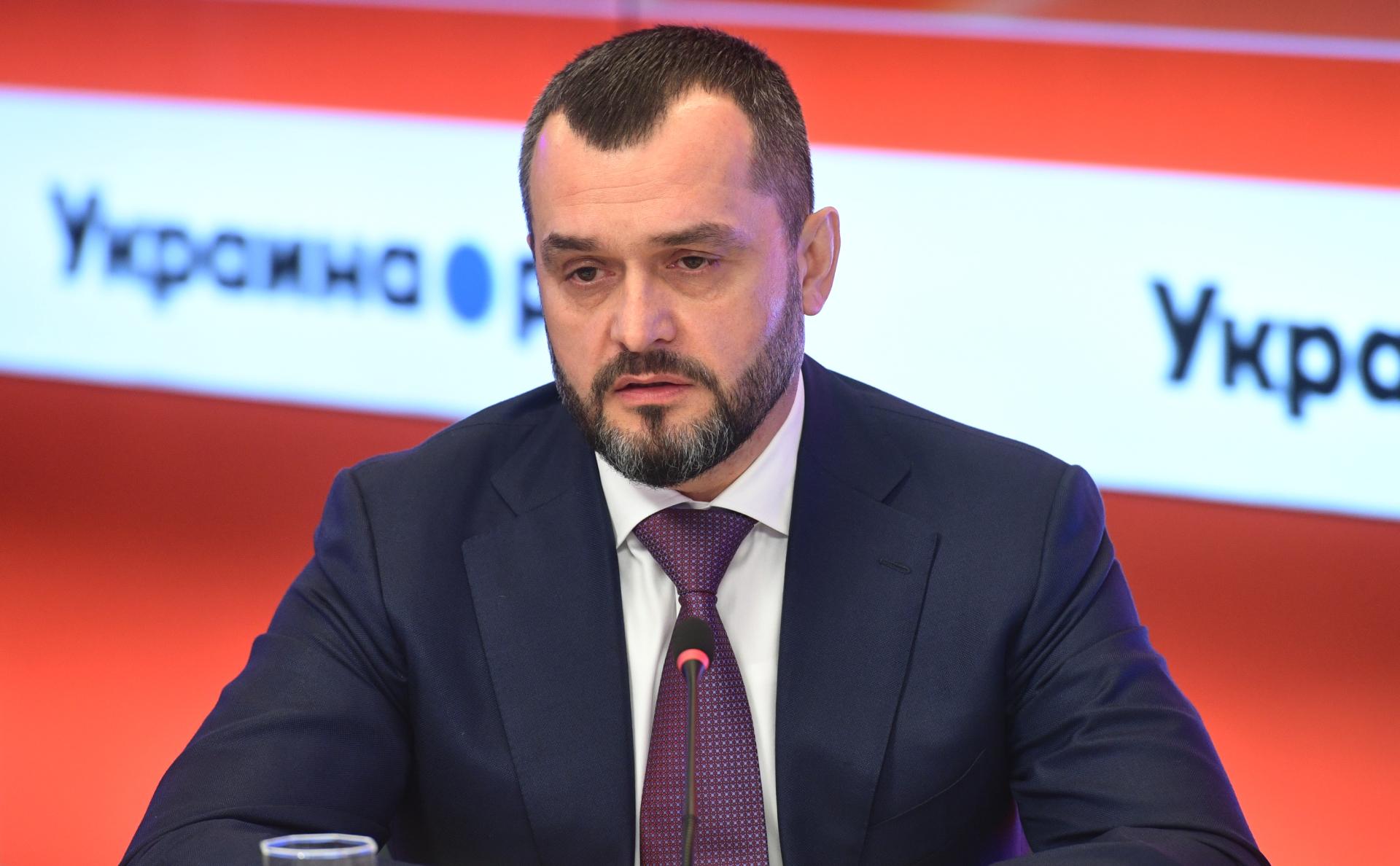 Украина ввела санкции против экс-главы МВД и еще девяти бывших силовиков