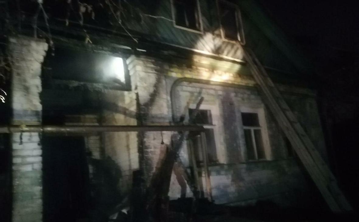 Мужчина и 30 собак погибли при пожаре в Нижнем Новгороде
