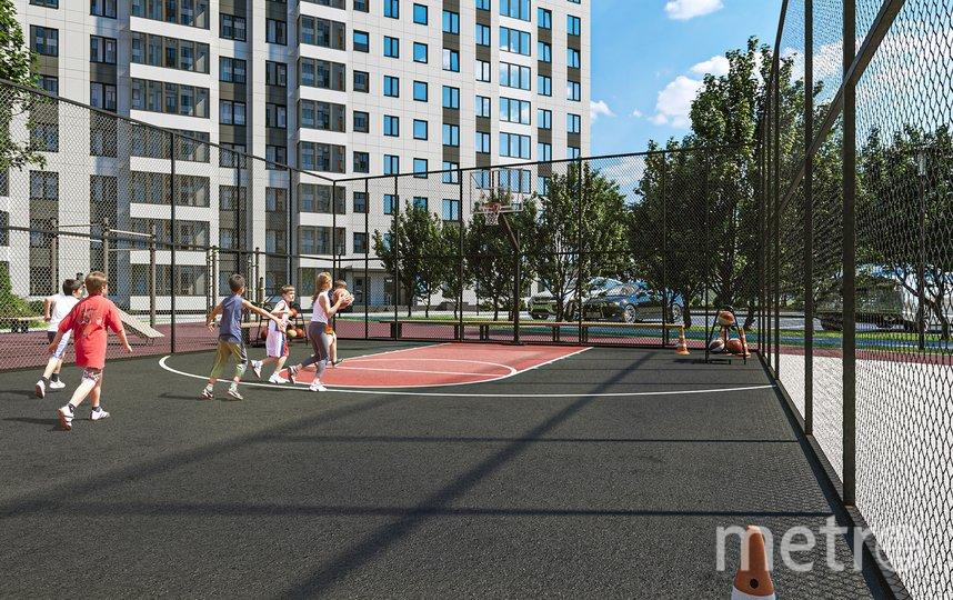 Новый квартал в ЖК «Матрешкин двор»