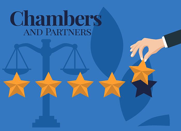 Опубликованы результаты международного рейтинга Chambers Global