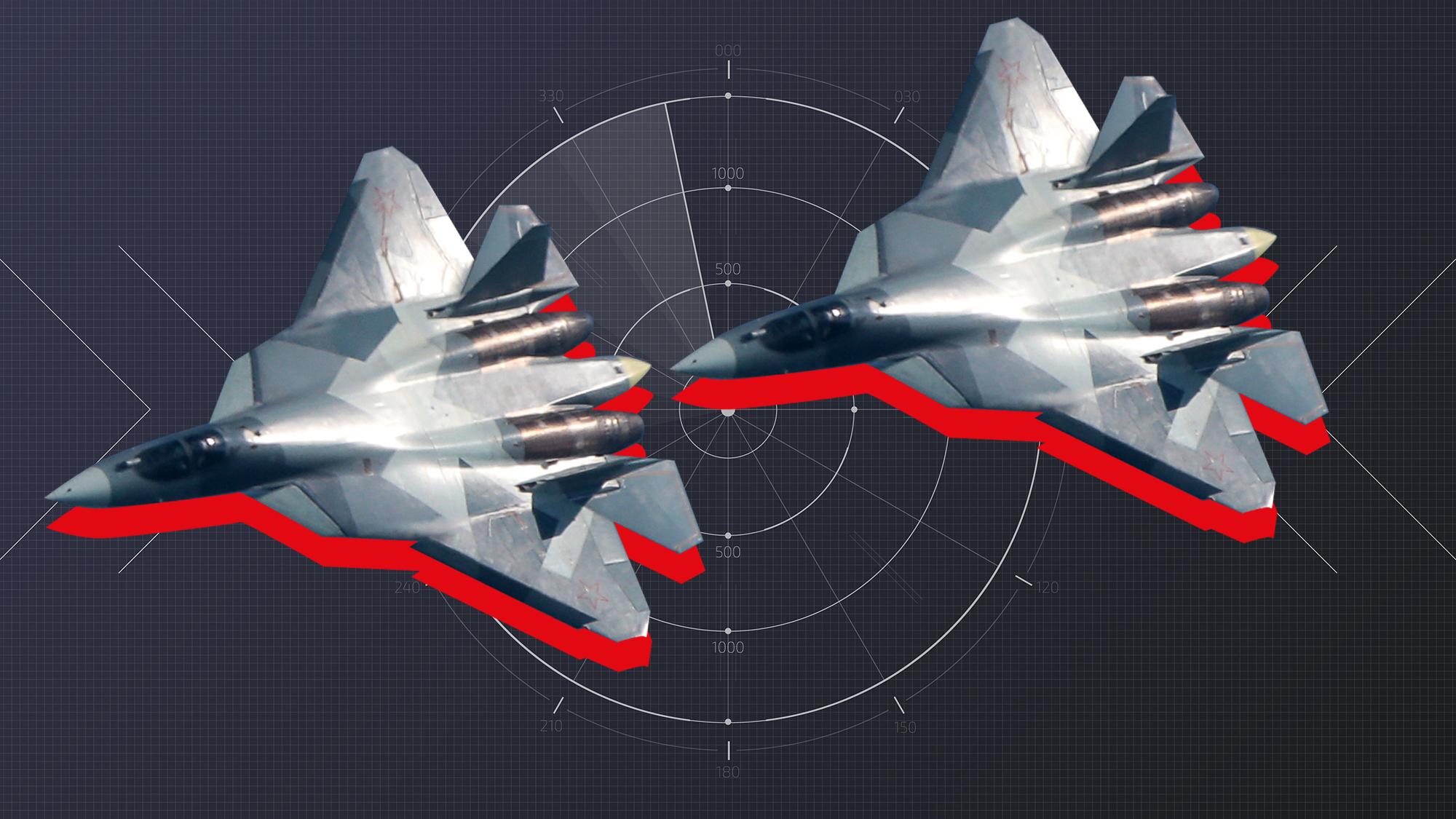 Гиперзвуковой 'топор': зачем Су-57 хотят вооружить ракетами 'Гремлин'
