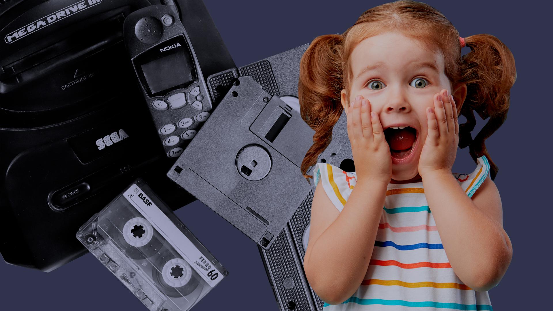 5 технологий и гаджетов, которые были для нас обыденностью, а дети их уже забыли