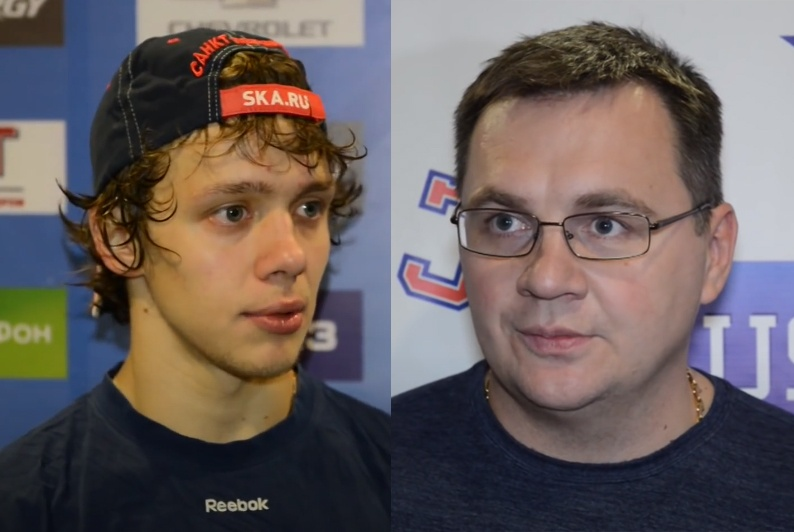 Экс-хоккеист Назаров обвинил топ-хоккеиста Панарина в избиении девушки. Давно ли между ними тает лед?